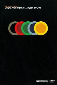 Cover Schiller - Weltreise - Die DVD [DVD]